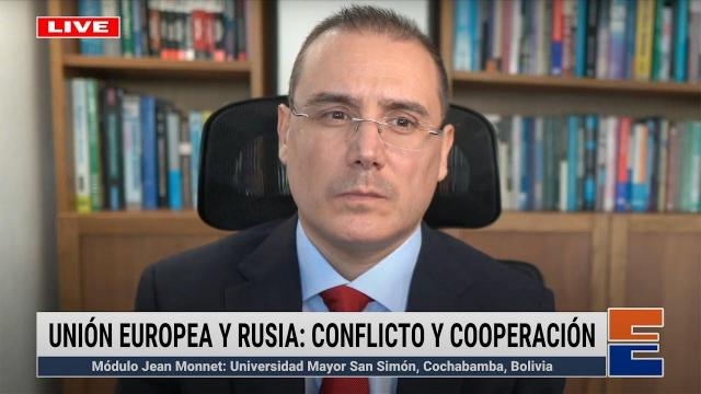 Embedded thumbnail for Varela and Kaunert on the EU and Russia, Ukraine and Nord Stream 2 (in Spanish)